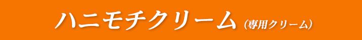 ハニモチクリーム(専用クリーム)