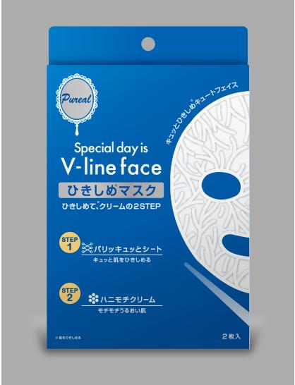 V-line face ひきしめマスク